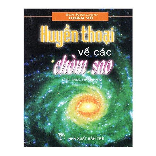 Top sách thiên văn học hay về vũ trụ và các chòm sao
