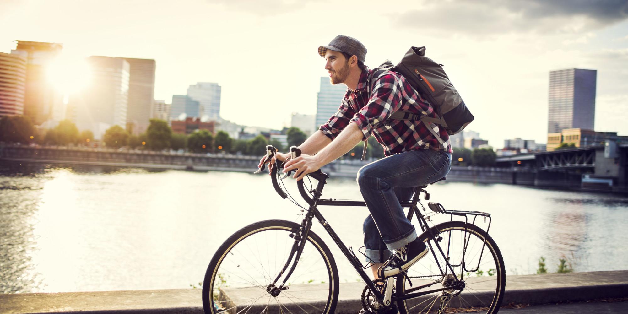 cách tiết kiệm di chuyển bằng xe đạp