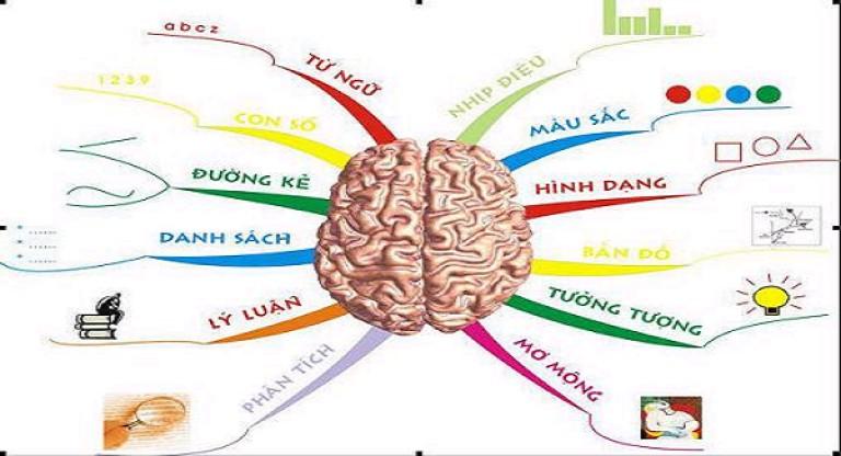 Mindmap là công cụ ghi nhớ tuyệt vời