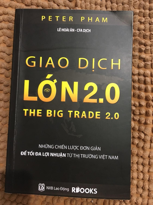 Book] GIAO DỊCH LỚN 2.0 – Những Chiến Lược Đơn Giản Để Tối Đa Lợi Nhuận Từ  Thị Trường Việt Nam - VaLueStock