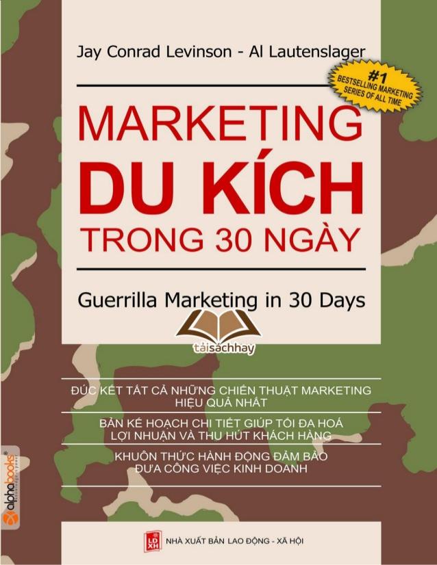 sách hay về marketing