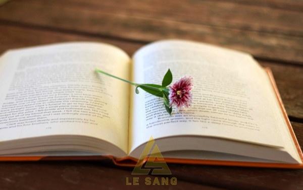 Bao bìa cho sách là một trong những cách bảo quản sách vừa đơn giản vừa hiệu quả
