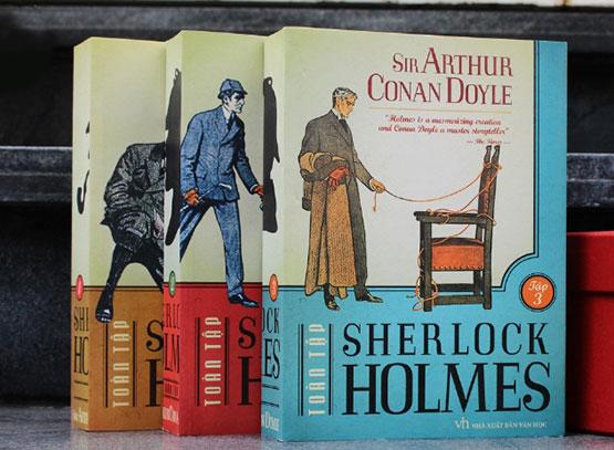 Tiểu thuyết trinh thám Sherlock Holmes – Athur Conan Doyle